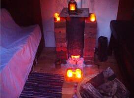 Inside the Soulful Sauna